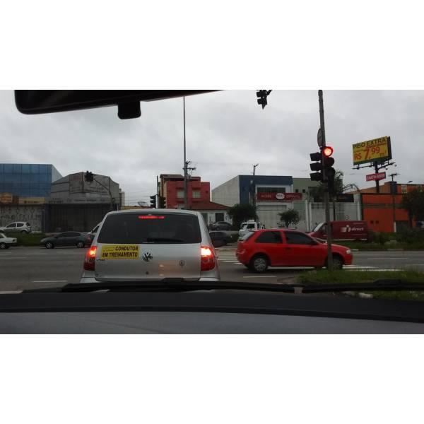 Aula para Pessoa com Medo de Dirigir Preços na Vila Santana - Auto Escola Especializada em Medo de Dirigir